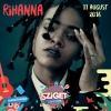 Minden jegy elfogyott Rihanna Szigetes koncertjére