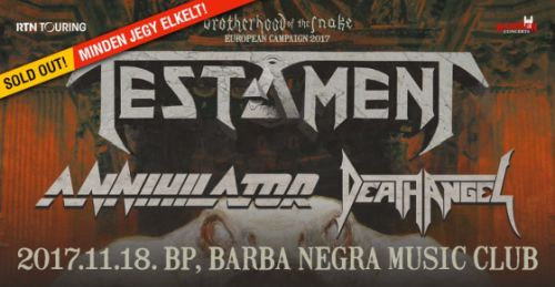 Testament Barba Negra